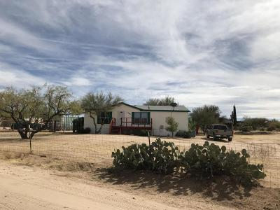 Pima County Manufactured Home For Sale: 11761 S Cherokee Lane