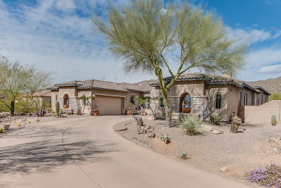 Marana Single Family Home For Sale: 5788 W Silent Wash Pl
