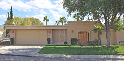 Pima County Townhouse For Sale: 7402 N Mowry Place