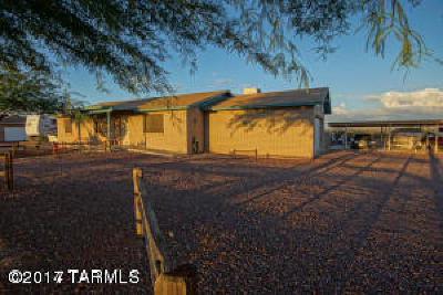 Marana Single Family Home For Sale: 10002 N Running Back Way