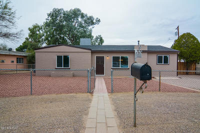 Pima County Single Family Home For Sale: 3239 N Sycamore Avenue