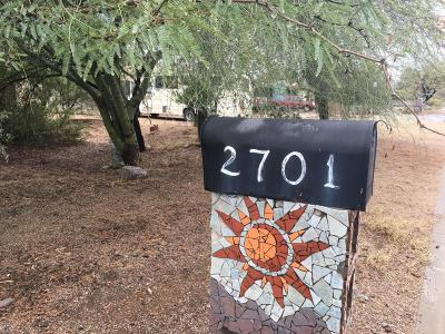 Pima County, Pinal County Single Family Home For Sale: 2701 N Goyette Avenue