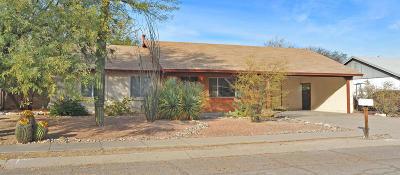 Pima County Single Family Home For Sale: 3180 W Wildwood Drive