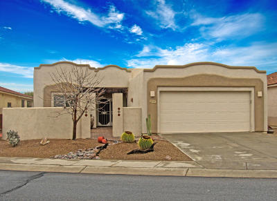 Green Valley Single Family Home For Sale: 2197 S Via Vespucci