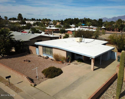 Pima County, Pinal County Single Family Home For Sale: 6901 E 39th