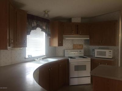 Pima County Manufactured Home For Sale: 9120 S Nogales Highway