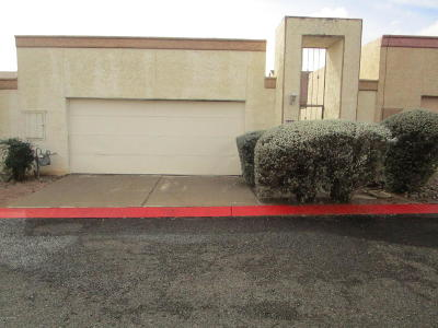 Tucson AZ Townhouse For Sale: $87,900