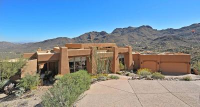 Tucson Single Family Home For Sale: 1970 N Box Canyon Place