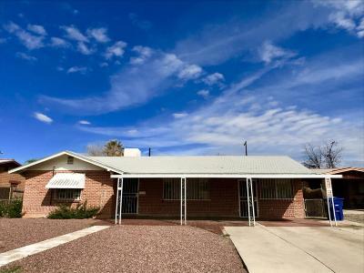 Pima County Single Family Home For Sale: 2339 E Eastland Street
