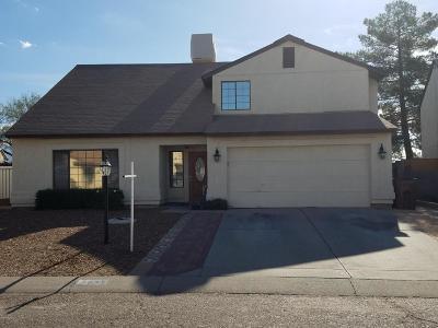 Pima County Single Family Home For Sale: 5033 W Nighthawk Way