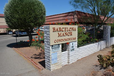Tucson AZ Condo For Sale: $59,900
