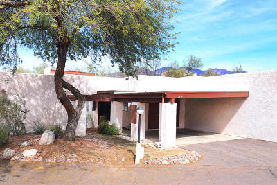 Pima County Townhouse For Sale: 2835 E Weymouth Circle