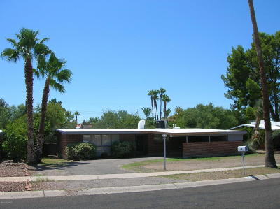 Pima County Single Family Home For Sale: 6042 E Seneca Street