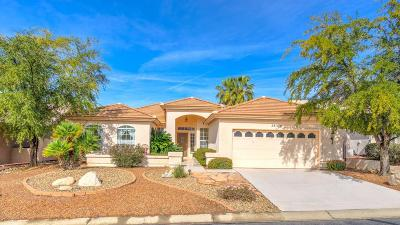 Pima County, Pinal County Single Family Home For Sale: 38274 S Golf Course Drive