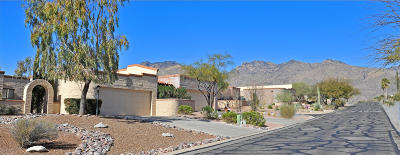 Townhouse For Sale: 5291 N Fort Yuma Trail
