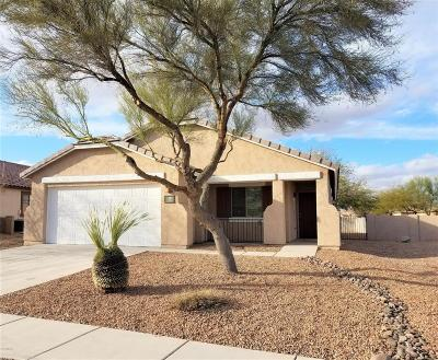 Sahuarita AZ Single Family Home For Sale: $176,900