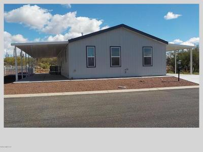Pima County Manufactured Home For Sale: 3301 S Spectrum Avenue