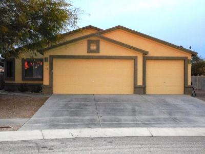 Pima County Single Family Home For Sale: 7581 S Coleville Street