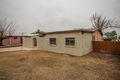 Pima County, Pinal County Single Family Home For Sale: 5956 S Herpa Drive