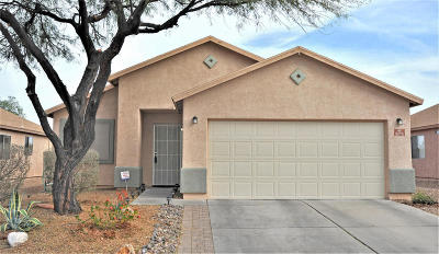 Tucson AZ Single Family Home Active Contingent: $147,900