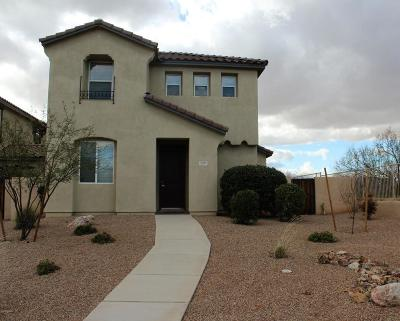 Sahuarita AZ Single Family Home For Sale: $184,000