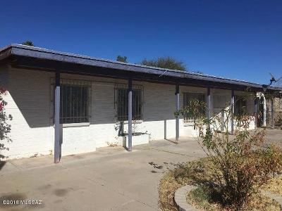 Tucson Single Family Home For Sale: 2303 E Louisiana Street