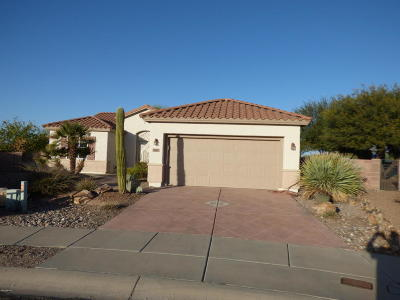 Pima County Single Family Home For Sale: 7888 W Wandering Spring Way