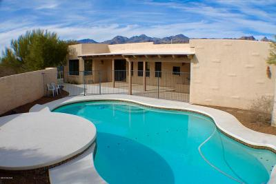 Tucson Single Family Home For Sale: 9790 E Vista Montanas