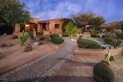 Oro Valley Single Family Home For Sale: 12600 N Como Drive
