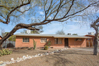 Pima County, Pinal County Single Family Home For Sale: 2214 N Richey Boulevard
