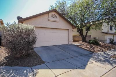 Pima County, Pinal County Single Family Home For Sale: 4957 W Didion Drive