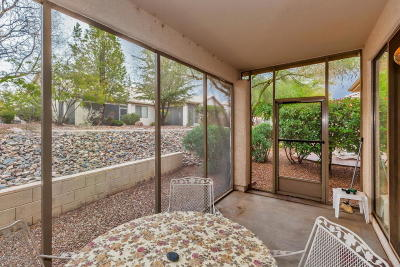 Pima County, Pinal County Townhouse For Sale: 63674 E Haven Lane