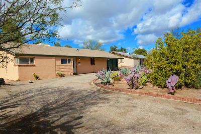 Pima County Single Family Home For Sale: 4474 E La Jolla Circle