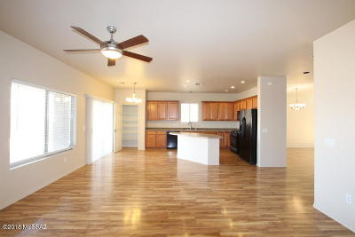 Tucson Single Family Home For Sale: 10449 E Rita Ranch Crossing Circle