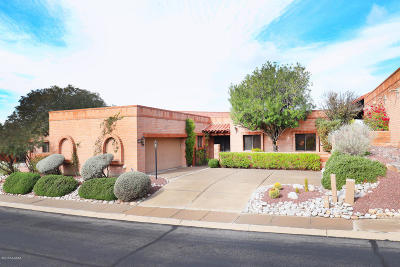 Pima County Single Family Home For Sale: 4241 N Camino Ferreo