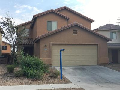 Pima County, Pinal County Single Family Home Active Contingent: 508 W Dawn Blossom Drive