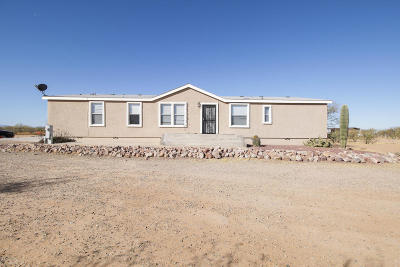 Pima County, Pinal County Manufactured Home For Sale: 6388 S Valencia Ranch Road