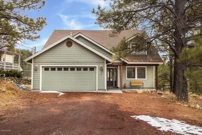 Flagstaff Single Family Home For Sale: 2882 Oraibi Ovi