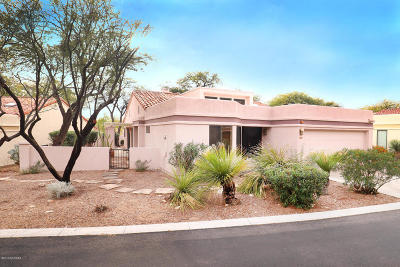 Tucson Townhouse For Sale: 5933 N Via Del Chiquiri
