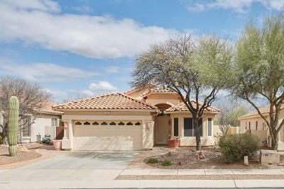 Oro Valley Single Family Home For Sale: 12248 N New Dawn Avenue