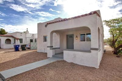 Tucson Single Family Home For Sale: 402 E 22nd Street