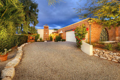 Tucson Single Family Home For Sale: 2725 E Avenida De Posada