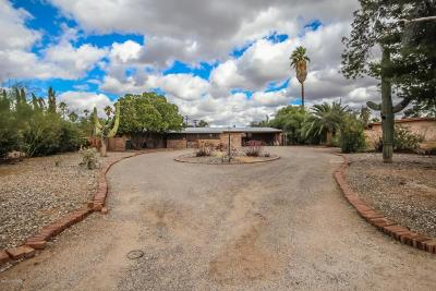 Tucson Single Family Home For Sale: 5801 E Wilshire Terrace