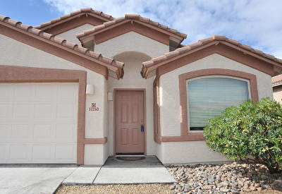 Oro Valley AZ Single Family Home For Sale: $238,000