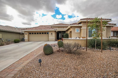 Sahuarita Single Family Home For Sale: 1903 N Oak Hill Lane