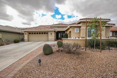 Sahuarita AZ Single Family Home For Sale: $460,000