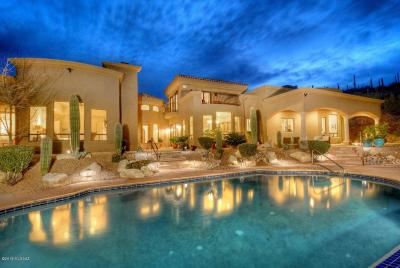 Pima County Single Family Home For Sale: 260 N Resort Hills Place
