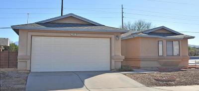 Tucson Single Family Home For Sale: 661 S Granite Falls Drive