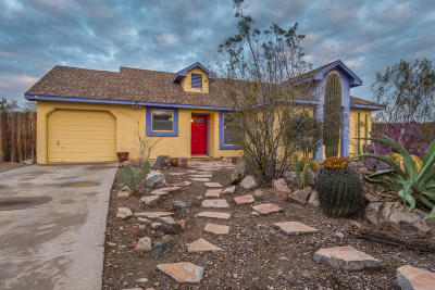 Tucson Single Family Home For Sale: 1431 N Leawood Place