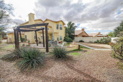 Tucson Single Family Home For Sale: 6820 W Tombstone Way